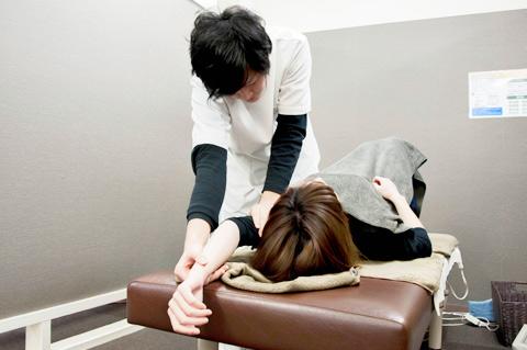 ほのぼの鍼灸接骨院の痛みの治療